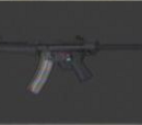 10mm Submachine Gun