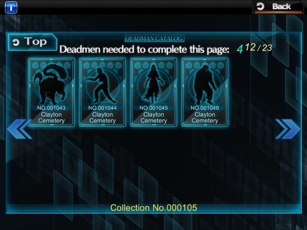 Collection No. 000105 - Empty