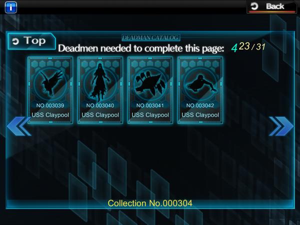 Collection No. 000304 - Empty