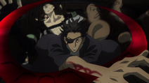 Senji kills Mozuri and Shinagawa HD