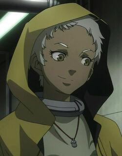 Karako Koshio anime