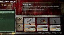 Dead Nation weaponshop