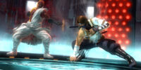 Hayate/Dead or Alive 5 Last Round command list