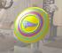 Rainbow Flying Disk