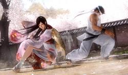 DOA5 Kokoro vs Akira