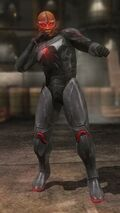 DOA5LR costume Fighter Force Zack