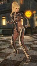 DOA5U halloween vol2 rachel costume 16