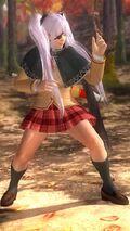 DOA5LR costume Senran Kagura Ayane