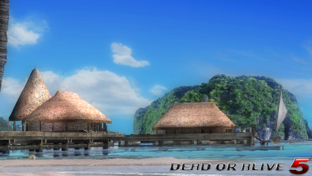 File:DOA5LR - Zack island1 - screen by AdamCray and AgnessAngel.png