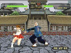 T-3603G 14,,Sega-Saturn-Screenshot-14-Dead-or-Alive-JPN