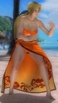 Helena tropical sexy