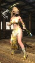 DOA5LR costume Ninja Clain Vol 3 Rachel
