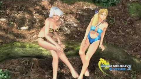 Dead or Alive Xtreme 2 - Trailer TGS 2006 - Xbox360