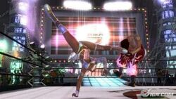 DOA4 Lisa vs Jann