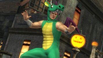 DOA5U Jannlee Halloween