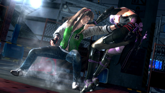 DOA5 Hitomi vs Ayane