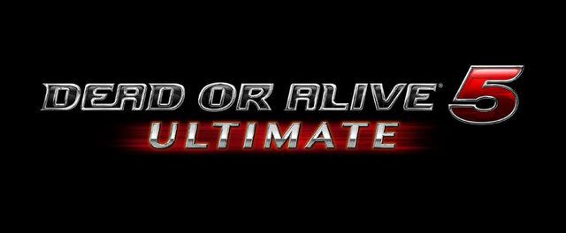 File:DOA5 Ultimate Logo.jpg