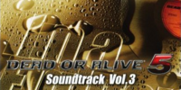Dead or Alive 5 Soundtrack Vol.3