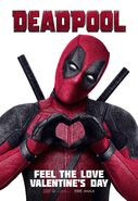 Deadpool (film) poster 007