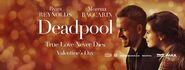 Deadpool Love Banner