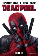 Deadpool (film) poster 008