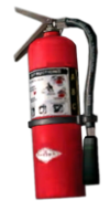Dead rising Fire Extinguisher