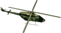 Dead rising ArmyHelicopter