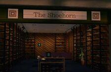 Dead rising shoehorn