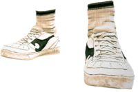 Dead rising White Tennis Shoes