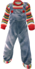 Dead rising Toddler Outfit