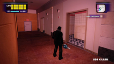 Dead rising bathrooms with toy laser sword pp