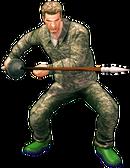 Dead rising lance main