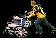 Dead rising wheelchair alternate