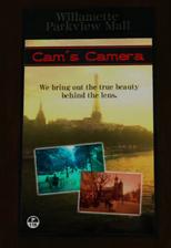 Cam's Cameras Ad