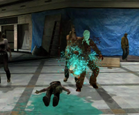 Dead rising paint on zombie (3)