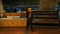 CR orange juice