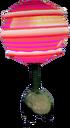 Dead rising lwn flower ball topper