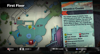 Dead rising Games map