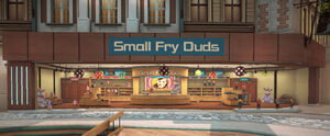 Dead rising Small Fry Duds (Dead Rising 2)