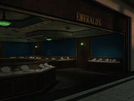 Dead rising emeralds
