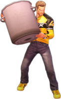 Dead rising cooking pot holding