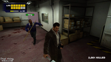 Dead rising infinity mode greg security room pink (4)