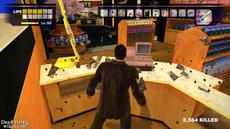 Dead rising cash register breaking