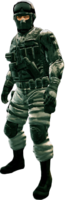 Dead rising soldier mask full