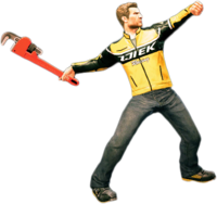 Dead rising large wrench alternate