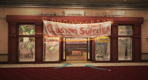 Dead rising Army Surplus Gift Store 2