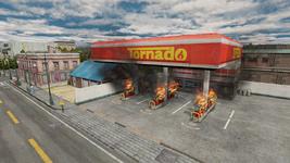 Tornado Gas Station (Dead Rising)