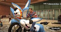 Dead rising 2 Bunny bike