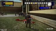 Dead rising walkthrough (10) lawnmower