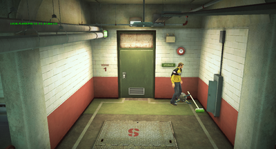 Dead rising drill bucket in safehouse mod (3)